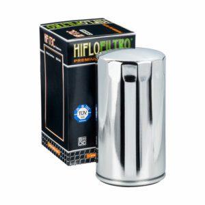 HiFlo Oil Filter Chrome
