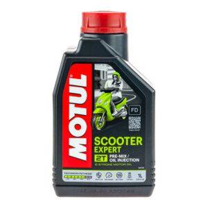 16-240-01 MOTUL SCOOTER EXPERT 2 STROKE OIL – 1 Litre