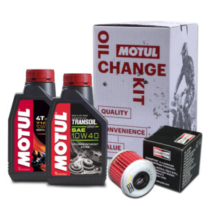 Race Oil Change Kits