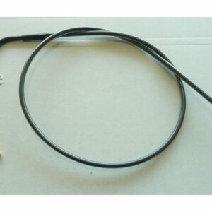 40-3/4″ Throttle Cable – Black Pearl. Fits Big Twin 1996up.