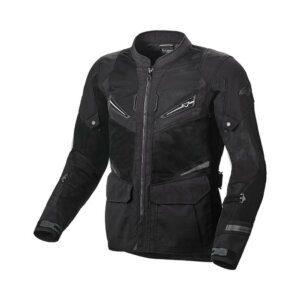 Macna Aerocon Adventure Jacket Black