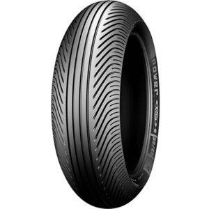 Michelin Power Rain Rear Tyre
