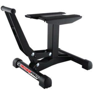 CrossPro Bike Stand Textured Black
