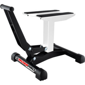 CrossPro Bike Stand Xtreme 16 Lifting System - White
