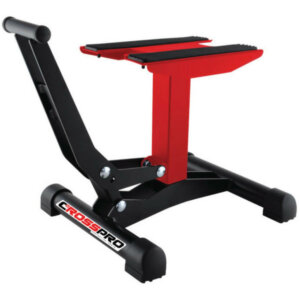 CrossPro Bike Stand Xtreme 16 Lifting System - Red