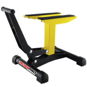 CrossPro Bike Stand Xtreme 16 Lifting System - Yellow