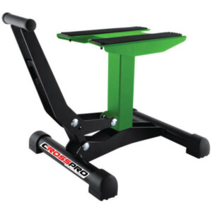 CrossPro Bike Stand Xtreme 16 Lifting System - Green