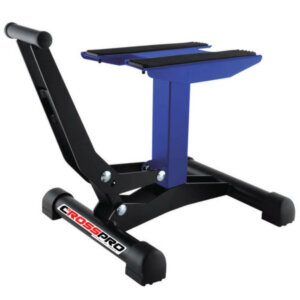 CrossPro Bike Stand Xtreme 16 Lifting System - Blue