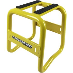 CrossPro Bike Stand Aluminium Grand Prix 01 - Yellow