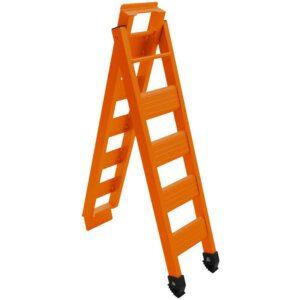 Cross Pro Folding Bike Ramp - Orange