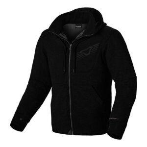 Macna District Jacket Black Front