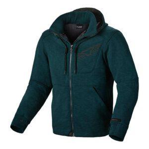 Macna District Jacket Blue Front