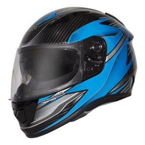 RXT AXIS HELMET BLACK BLUE