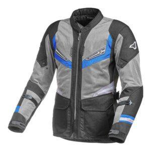Macna Aerocon Jacket Blk-Gry-Blu