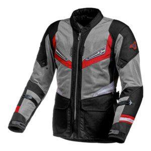 Macna Aerocon Jacket Blk-Gry-Red